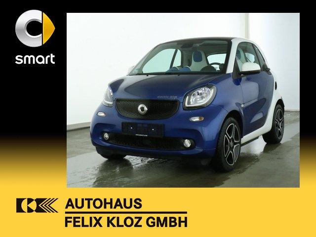 smart fortwo coupe Elektro drive proxy cool&media, Jahr 2016, Elektro