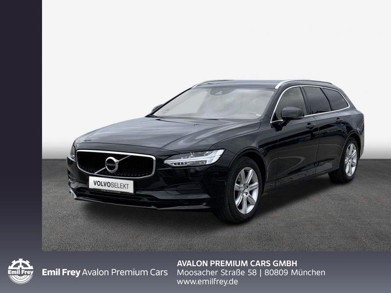 Volvo V90 D4 Geartronic Momentum, Jahr 2018, Diesel