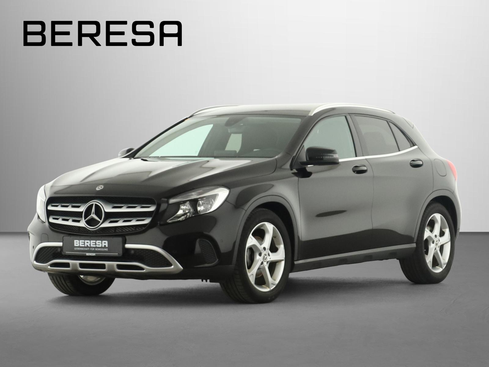 Mercedes-Benz GLA 220 d 4M Harman Urban Navi PDC, Jahr 2018, Diesel