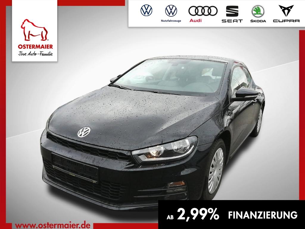 Volkswagen Scirocco SPORT 1.4TSI 125PS SITZHZG.PDC.ALU.CLIM, Jahr 2014, Benzin