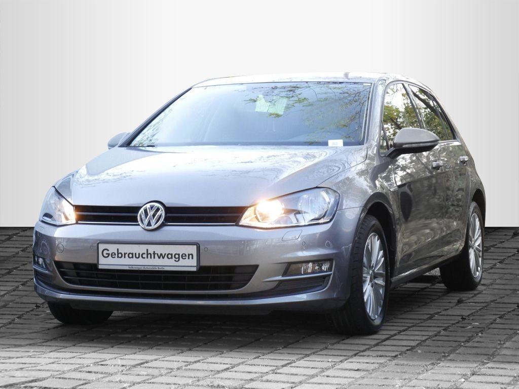 Volkswagen Golf VII 1.2TSI CUP NAVI PDC SHZ, Jahr 2015, Benzin
