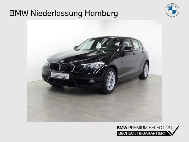 BMW 120i 5-Türer Advantage Tempomat PDC, Jahr 2017, Benzin