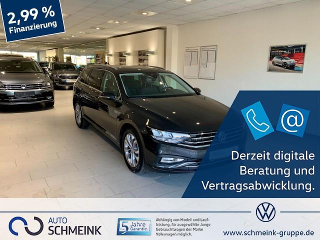 volkswagen passat variant business 2,0 tdi scr 7-gang-dsg, jahr 2020, diesel