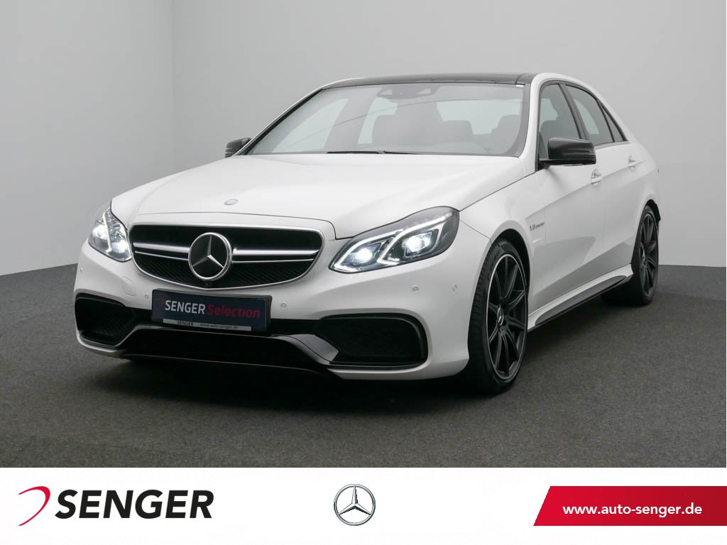 Mercedes-Benz E 63 AMG 4M Night Panorama Comand Drivers-Pack., Jahr 2014, Benzin