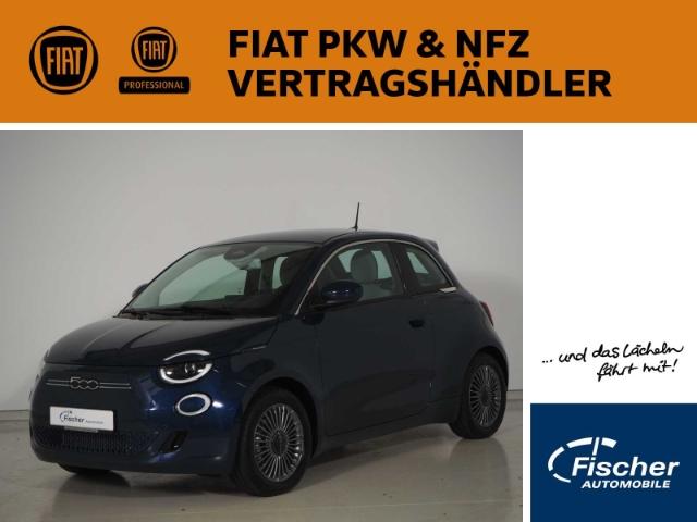 Fiat 500 Elektro Icon LED/Keyless/NAV/BAFA Prämie, Jahr 2020, Elektro