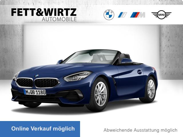 BMW Z4 sDrive20i Adv. 17'' LMR Hifi LiveCockpit Prof., Jahr 2020, Benzin