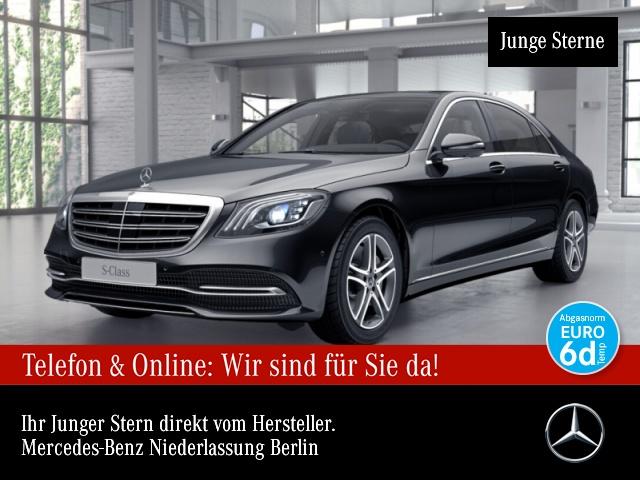 Mercedes-Benz S 560 L Fondent 360° Stdhzg Pano Multibeam Distr., Jahr 2019, Benzin