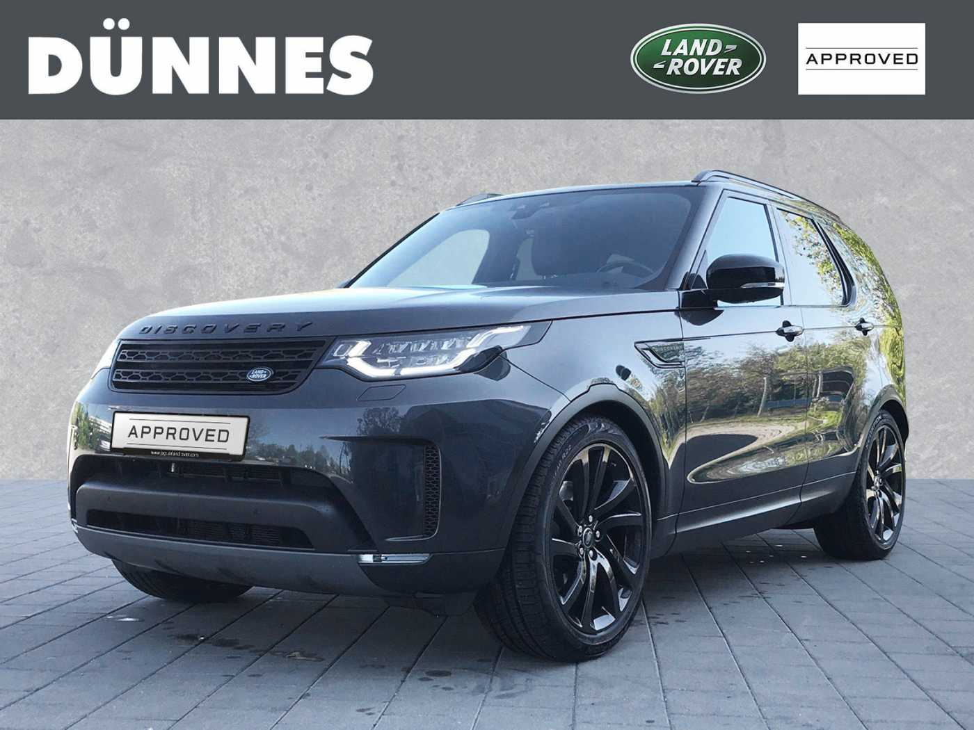 Land Rover Discovery 3.0 Td6 HSE *22'*, Jahr 2017, Diesel