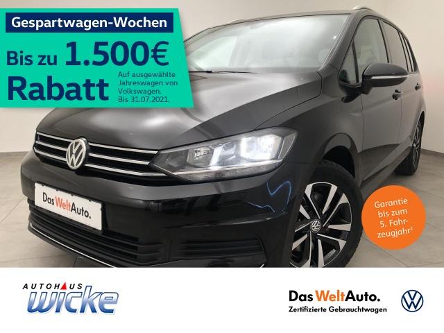 Volkswagen Touran 1.5 TSI IQ.DRIVE 7.Sitzer Klima Navi ACC, Jahr 2020, Benzin
