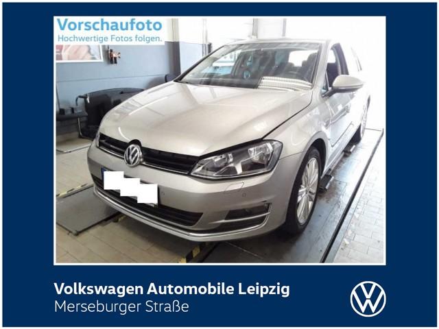 Volkswagen Golf VII 1.4 TSI Allstar *GRA*SHZ*, Jahr 2016, Benzin