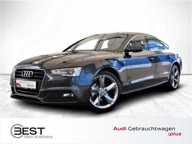 "Audi A5 Sportback 1.8 TFSI S-Line Navi+, Xenon+, PDC, Shz, GRA, LM 19"", Jahr 2013, petrol"