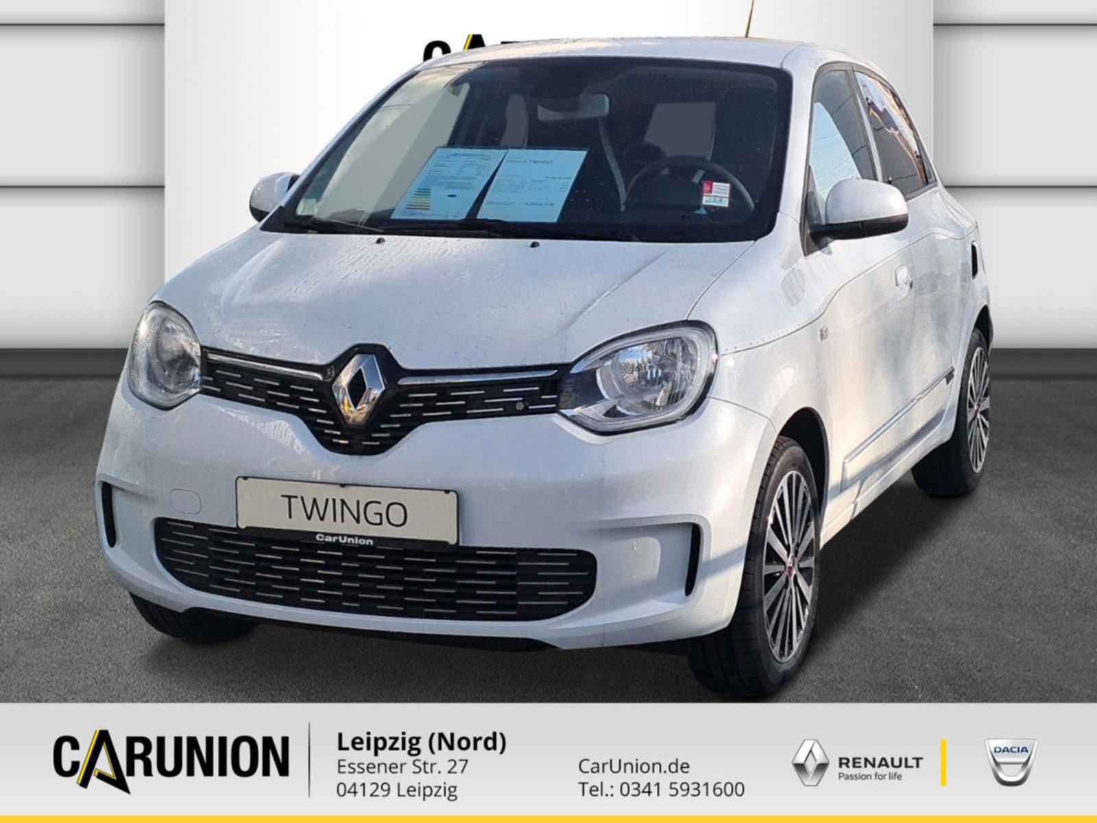 Renault Twingo SIGNATURE TCe 75 PDC,Klimaa.,Sitzheizung, Jahr 2020, Benzin