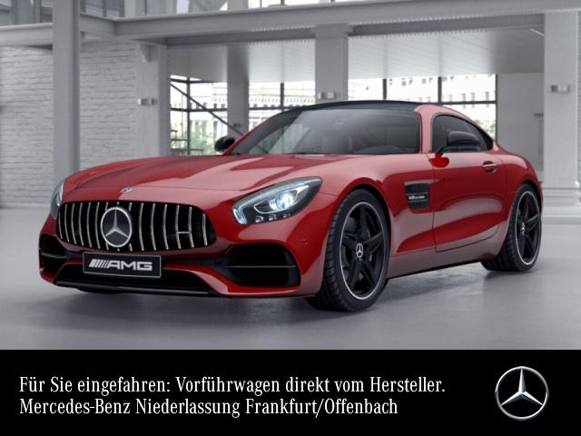 Mercedes-Benz AMG GT Coupé+COMAND+BURMESTER+PERFORMANCE+Night+, Jahr 2019, Benzin