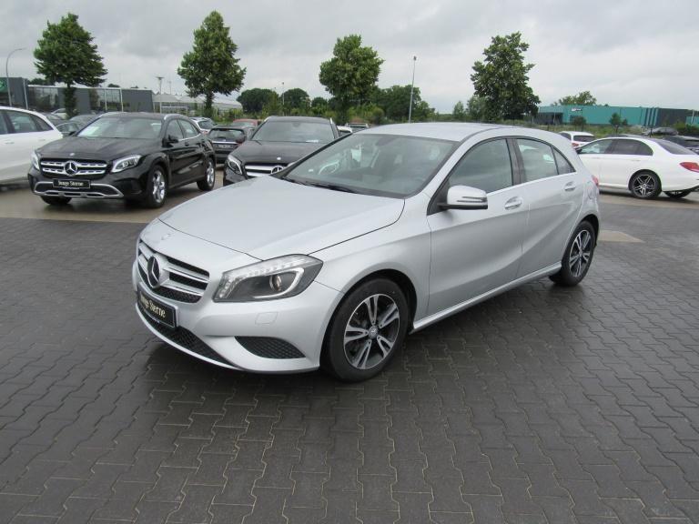 Mercedes-Benz A 200 CDI Style+Bi-Xenon+Kamera+Navi+SHZ+EUR6, Jahr 2014, Diesel