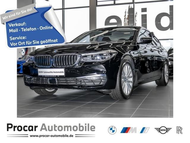 BMW 630 Gran Turismo GT xDrive Head-Up DA+ Soft-Close, Jahr 2018, Diesel