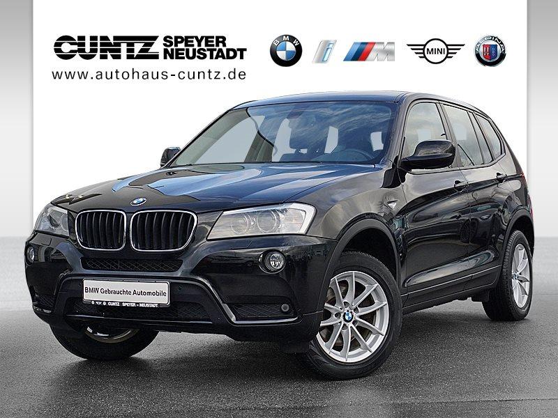 BMW X3 sDrive18d Xenon AHK Klimaaut. Shz PDC, Jahr 2013, diesel