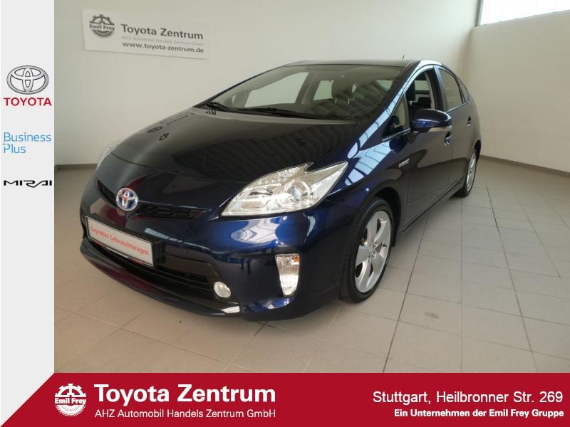 Toyota Prius (Hybrid) Life / Standheizung / Head-up, Jahr 2013, hybrid