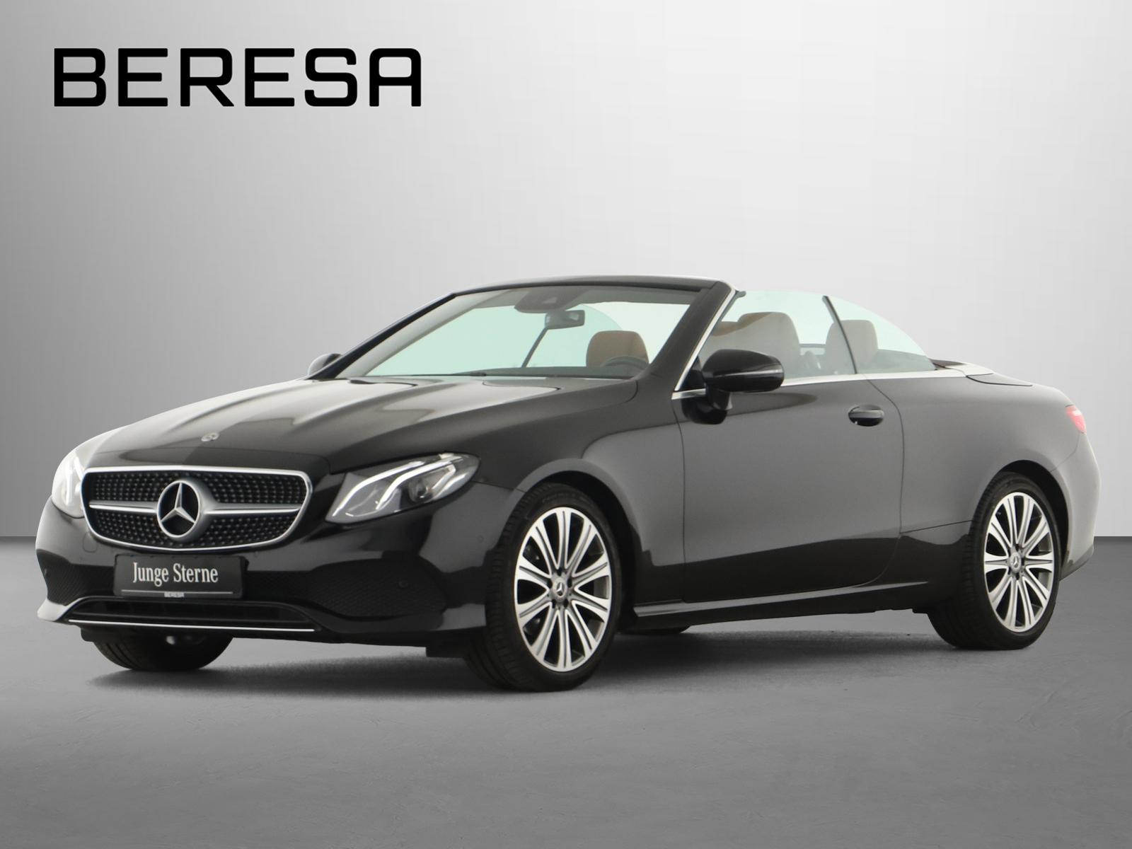 Mercedes-Benz E 200 Cabriolet, Jahr 2017, Benzin
