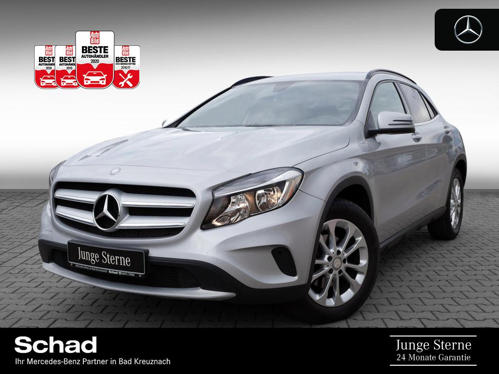 Mercedes-Benz GLA 200 ++STYLE+KAMERA+NAVI+SHZ+KLIMA+TEMPOMAT++, Jahr 2016, Benzin