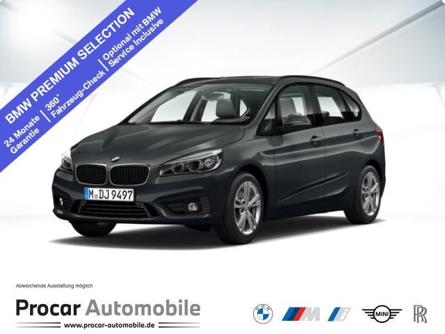 BMW 218 Active Tourer Aut. Navi LED PDC Shz Pano, Jahr 2018, Benzin