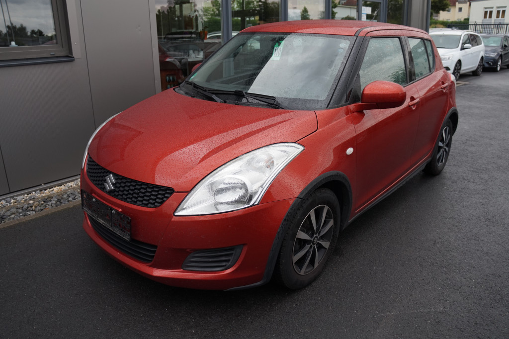 Suzuki Swift 1.2, Jahr 2012, Benzin