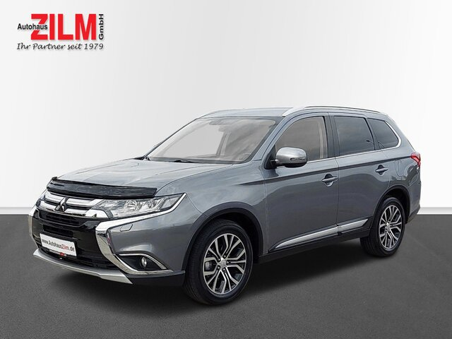Mitsubishi Outlander Edition+ 2.2 DI-D 4WD AT, AHK, Jahr 2017, Diesel