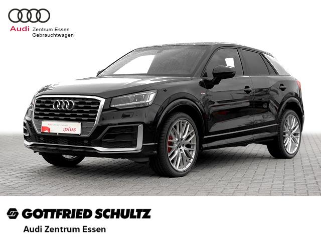 Audi Q2 35 TFSI S Line Alu 19 LED ACC Navi uvm., Jahr 2020, Benzin
