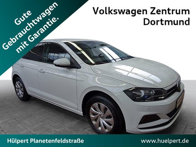 Volkswagen Polo 1.0 Comfort KLIMA SHZ PDC GANZJAHRESREIFEN, Jahr 2018, Benzin