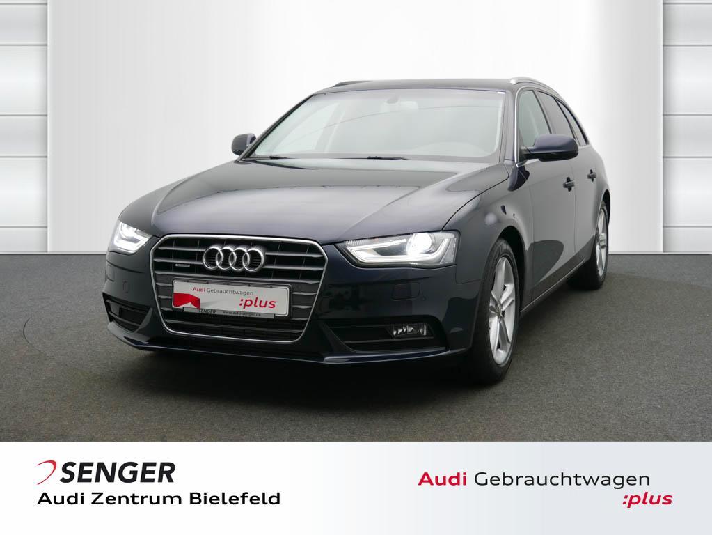 Audi A4 Avant Ambition 2.0 TDI Navi PDC STANDHEIZUNG, Jahr 2014, Diesel