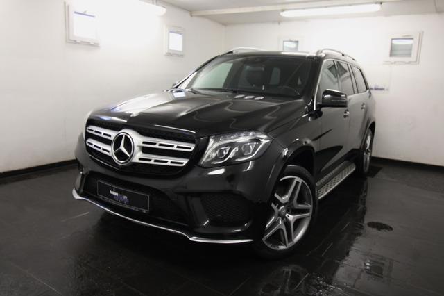 Mercedes-Benz GLS 350 D 4M AMG STDHZG|PANO|LED|21AMG|360°|TV, Jahr 2016, Diesel