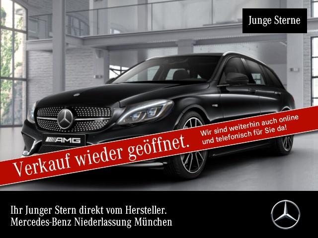 Mercedes-Benz C 43 AMG T 4M PerfAbg Pano ILS Distronic NP 88t, Jahr 2016, Benzin