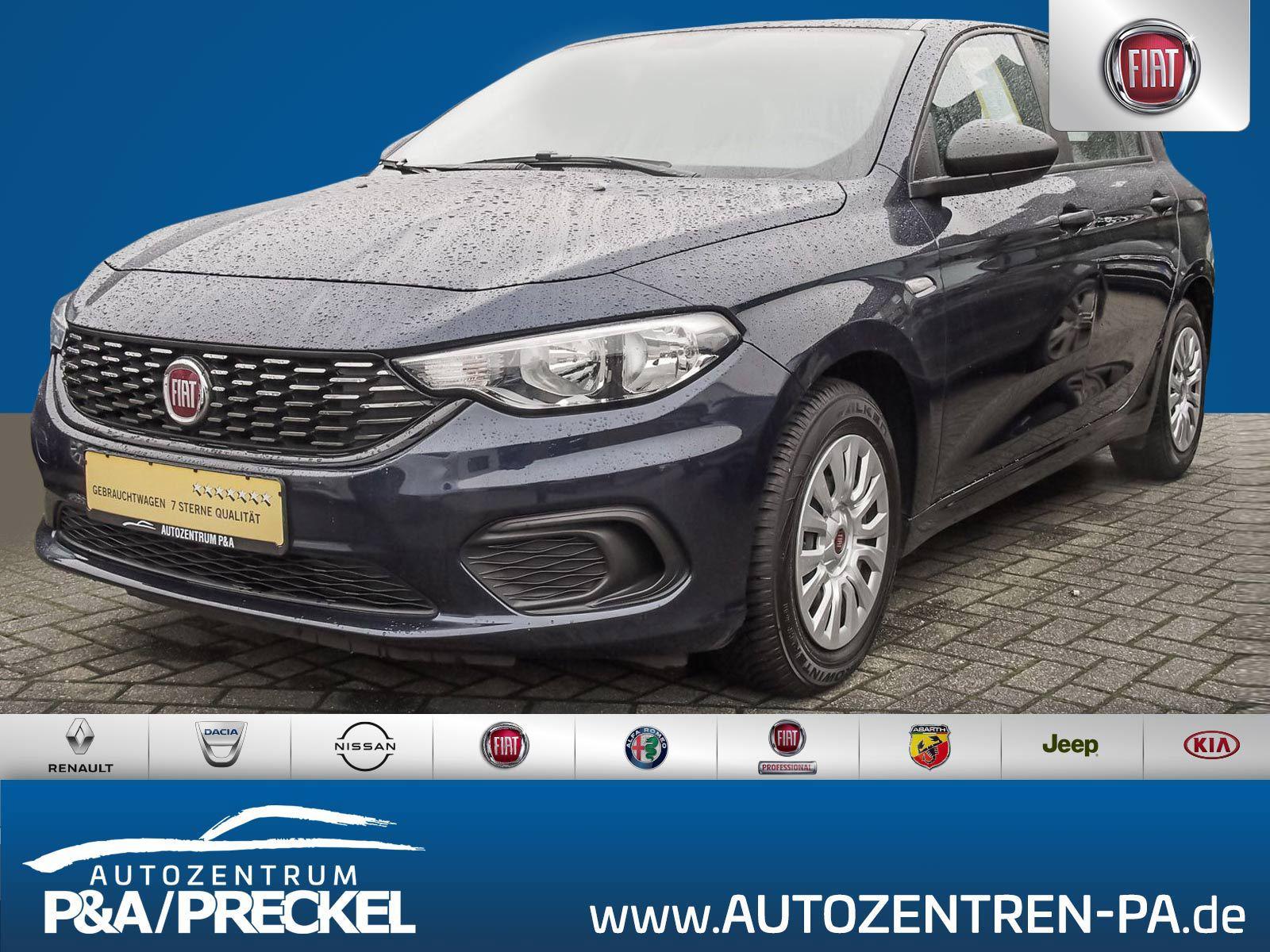 Fiat Tipo Pop 1.4 16V / Klima / PDC / Tempomat, Jahr 2017, Benzin