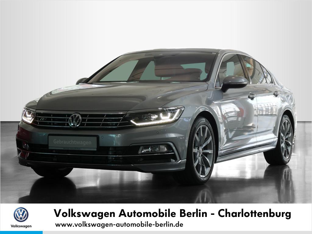 Volkswagen Passat 2.0 TDI 4MOTION Highline BMT, Jahr 2018, Diesel