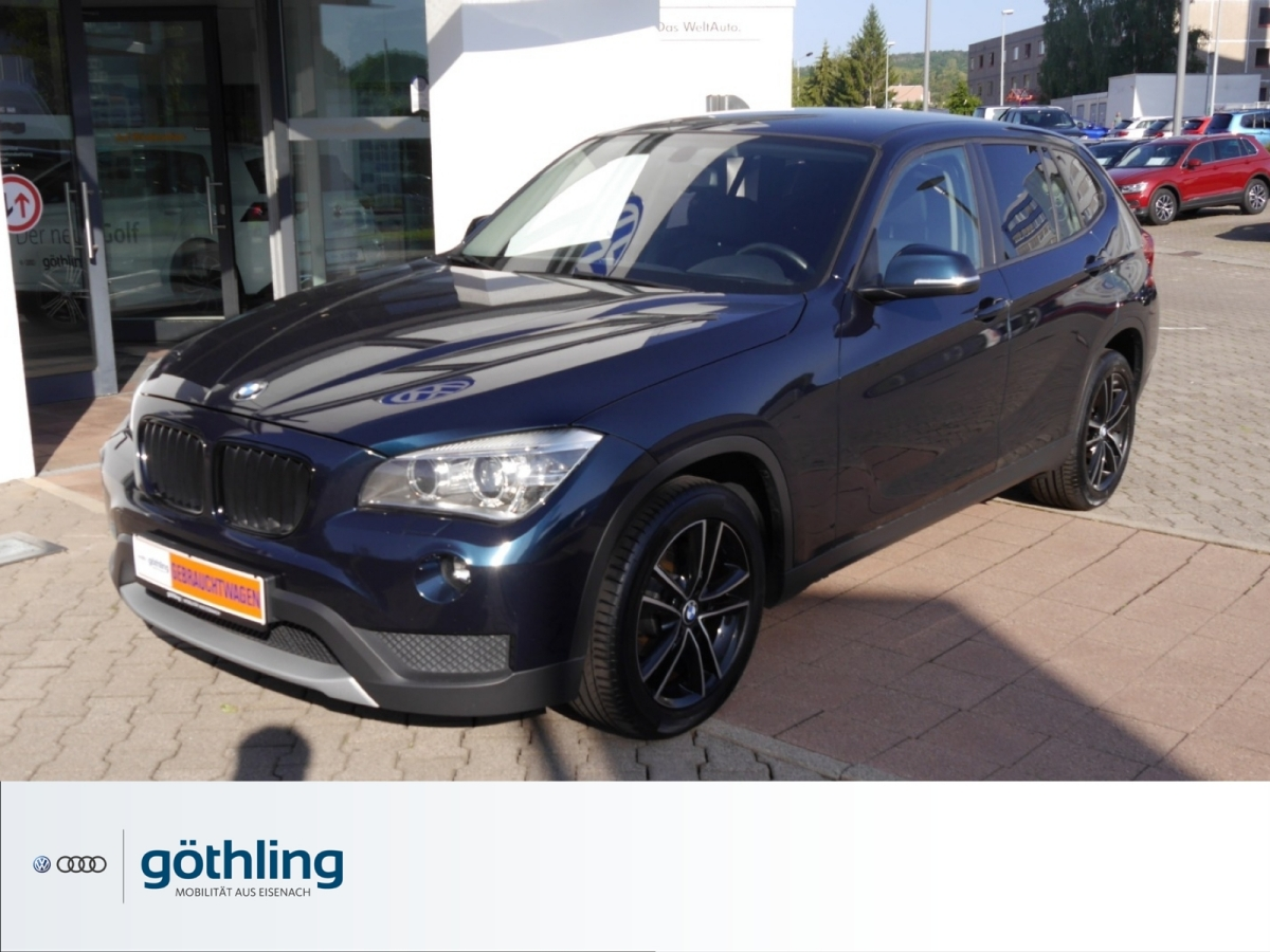 BMW X1 18d xDrive 105 kW Xenon*PDC*Sitzh.*Tempom.* A, Jahr 2013, Diesel