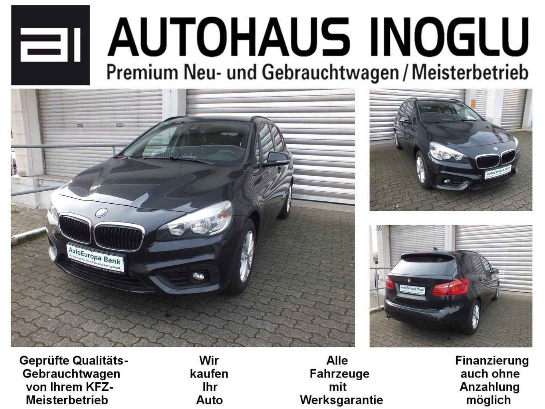 BMW 216 Active Tourer d Navi PDC elek.Heck.ALU 8Fach, Jahr 2018, Diesel