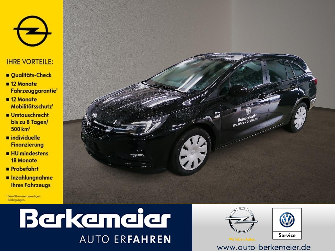 Opel Astra ST *Klimaautomatik*Sitzheizung*Parkpilot, Jahr 2018, Benzin