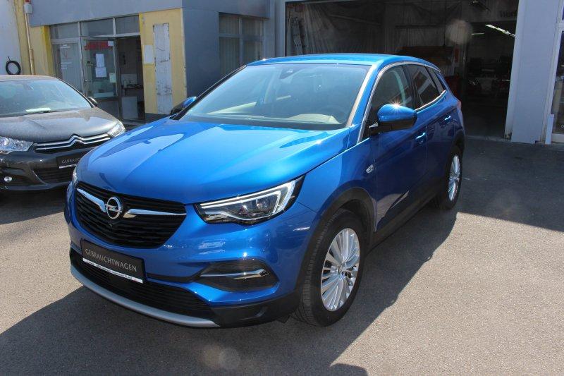 Opel Grandland X Dynamic 1.2, Jahr 2017, Benzin