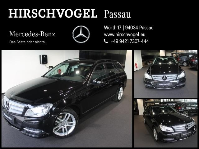 Mercedes-Benz C 180 BE AHK+Navi+Parktronic+Sitzheiz+Spiegel-P., Jahr 2012, Benzin