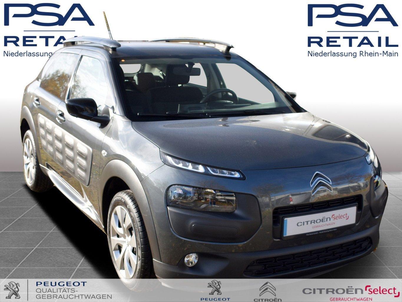 Citroën C4 Cactus PureTech 82 Feel*SZH*KAMERA*Klima*, Jahr 2015, petrol