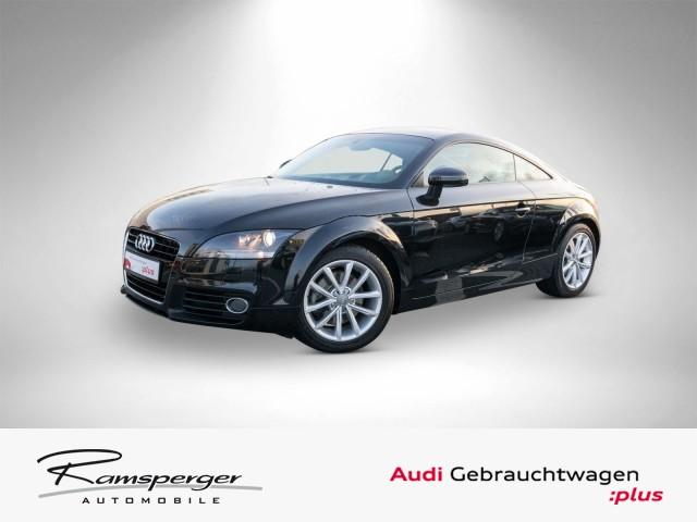 Audi TT Coupe 2,0 TFSI 6-Gang EPH Sitzhzg Temomat, Jahr 2013, petrol