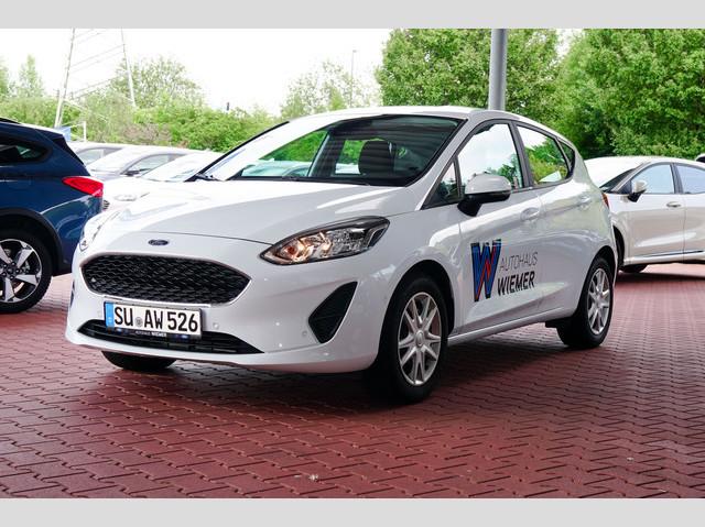 Ford Fiesta 1.0 EcoBoost Cool&Connect 6-Gang Lim.5-Tür., Jahr 2020, Benzin