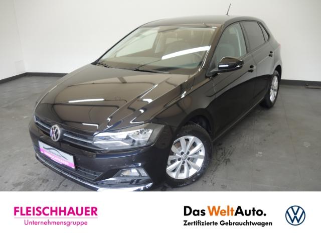 Volkswagen Polo VI Highline 1.0 TSI EU6d-T, Jahr 2020, Benzin