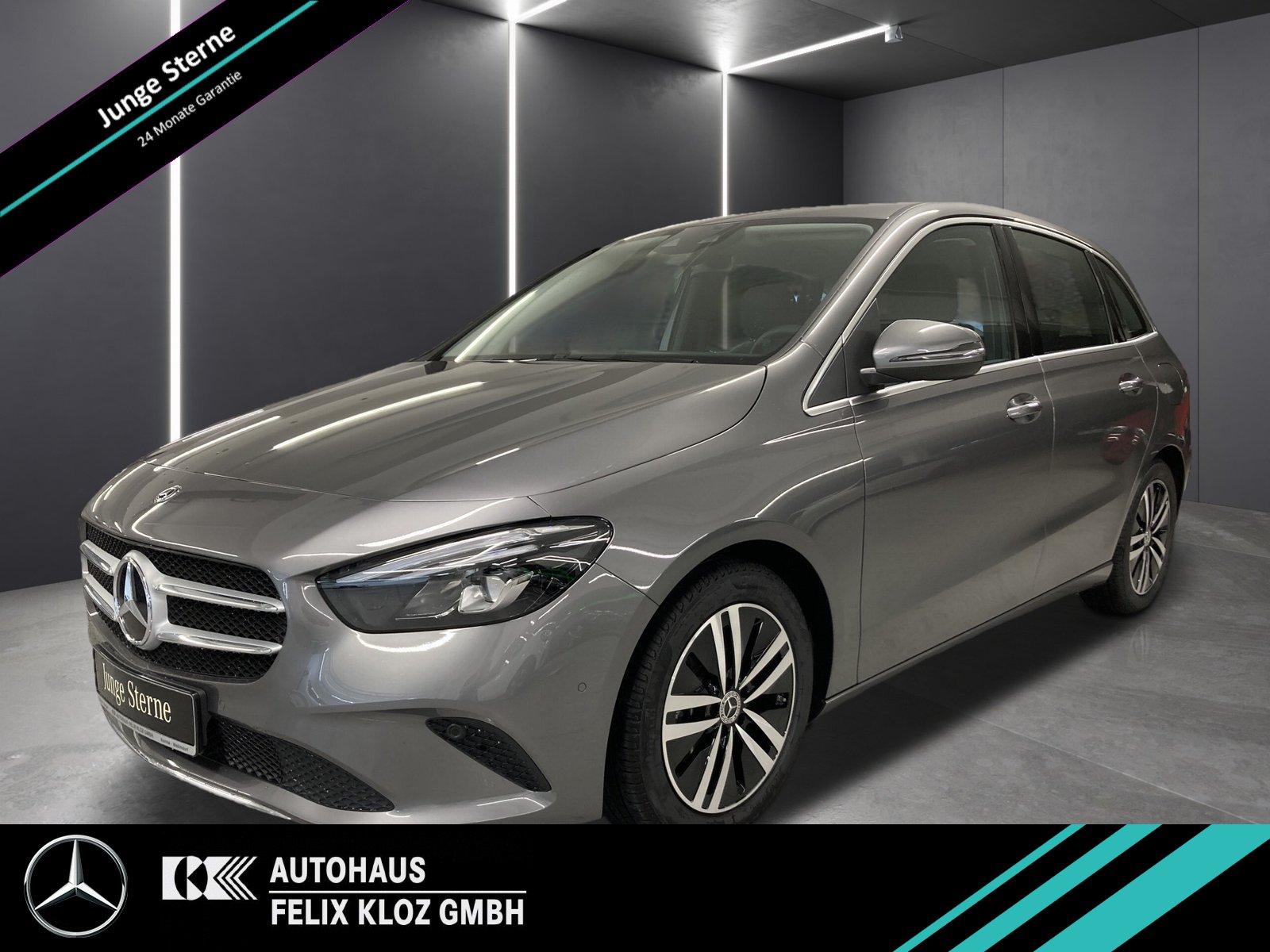 Mercedes-Benz B 180 Progressive LED Kamera MBUX-High-End, Jahr 2020, Benzin