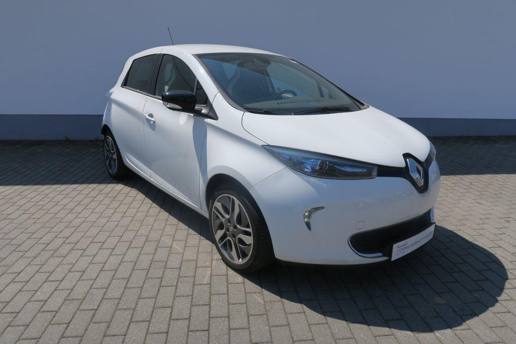 Renault ZOE (ohne Batterie) 41 kwh Intens, Jahr 2018, Elektro