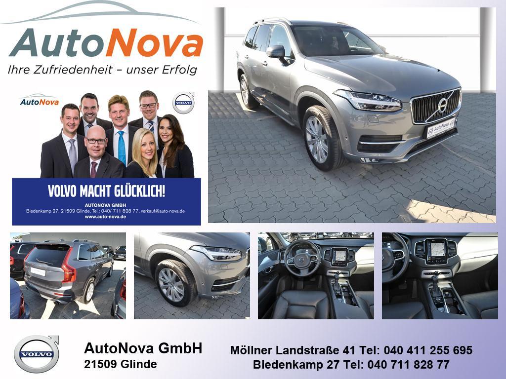 Volvo XC90 D4 DPF 2WD Momentum Navi Park-Assist LED, Jahr 2017, Diesel