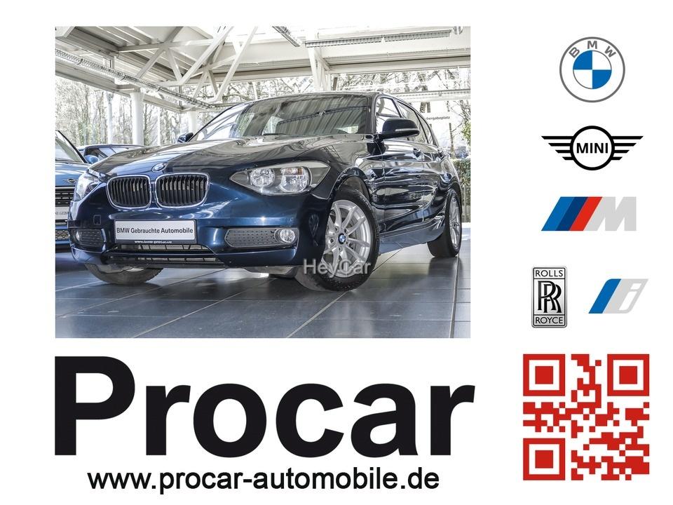 BMW 116d Navi Business,16'',Sitzheizg,PDC,Advantage, Jahr 2014, Diesel