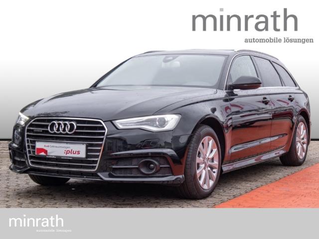 Audi A6 Avant 3.0 TDI quattro Navi ACC Rückfahrkam. Allrad AHK PDC, Jahr 2018, Diesel