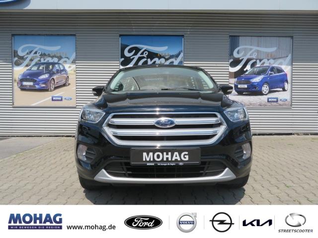 Ford Kuga Trend 1.5l EcoBoost Klima Sitzheizung Beheizb. Frontsch. Multif.Lenkrad Knieairbag, Jahr 2019, Benzin