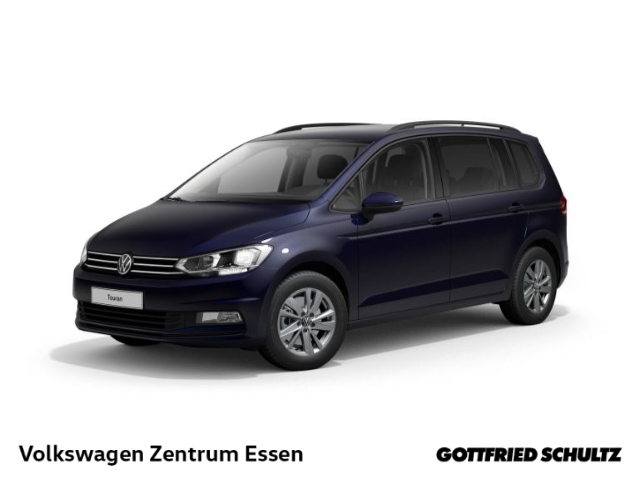 Volkswagen Touran Comfortline 2,0 l TDI 115 PS DSG DSG, 7-Sitzer NAVI, AHK, Connect, Jahr 2020, Diesel