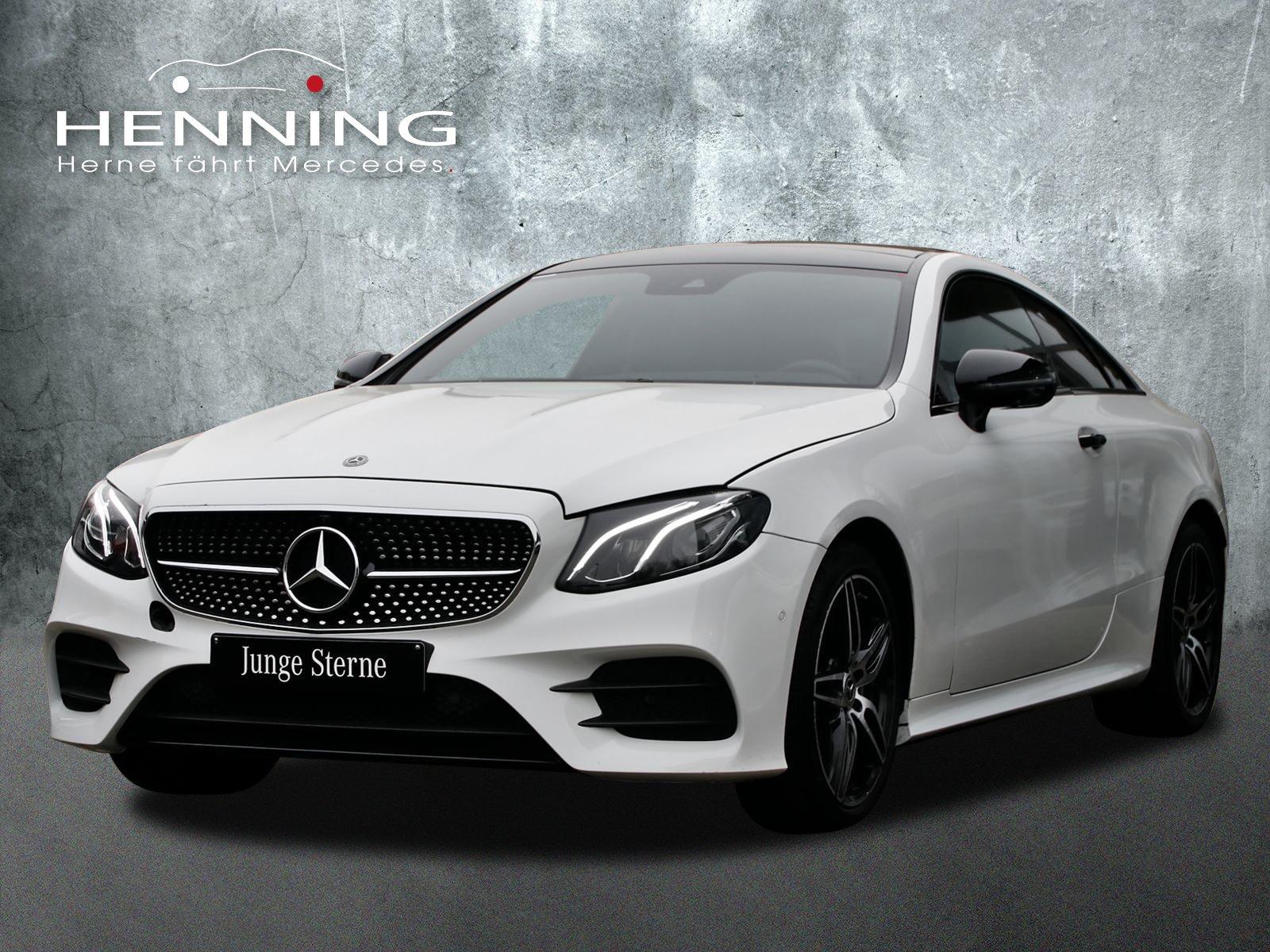 Mercedes-Benz E 220 d AMG 9G Panorama 360° Night Memory Totw., Jahr 2018, Diesel